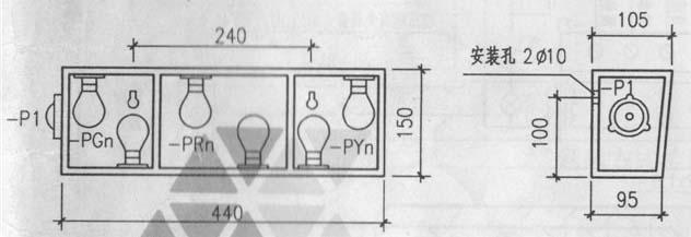 滤毒 隔绝 清洁电铃接线图