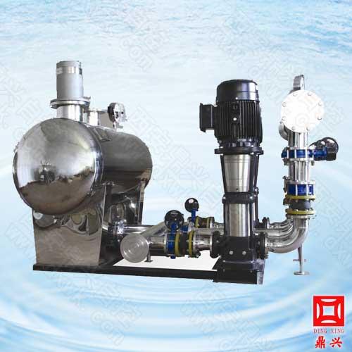 陕西无负压供水设备的核心技术
